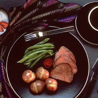 Sunday Roast Beef.