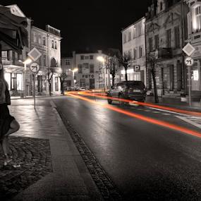 Magda & Brodnica by Roni Bit - City,  Street & Park  Street Scenes ( #poland, #brodnica, #roni,  )