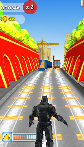 Bat Subway Surf 1.1 screenshots 8