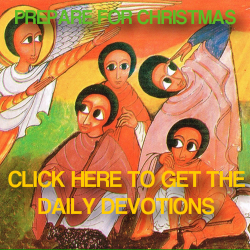 Click here to Get the Advent Meditations