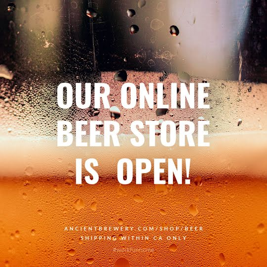 Online Beer Store - Instagram Post Template