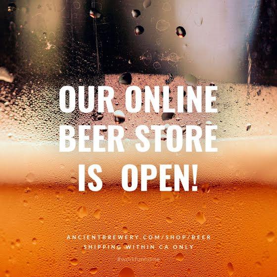 Online Beer Store - Instagram Post Template