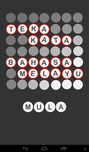 Teka Kata Bahasa Melayu