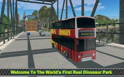 Super Dinosaur Park SIM 2017- screenshot thumbnail
