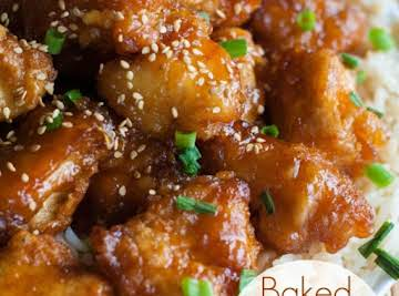Baked Sweet and Sour Chicken   The Recipe Critic