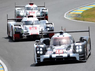 Le Mans - direkte, direkte