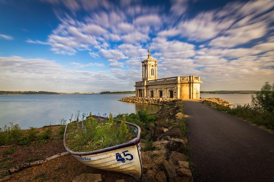 Normanton church by Teddy Domagalski - Buildings & Architecture Public & Historical (  )