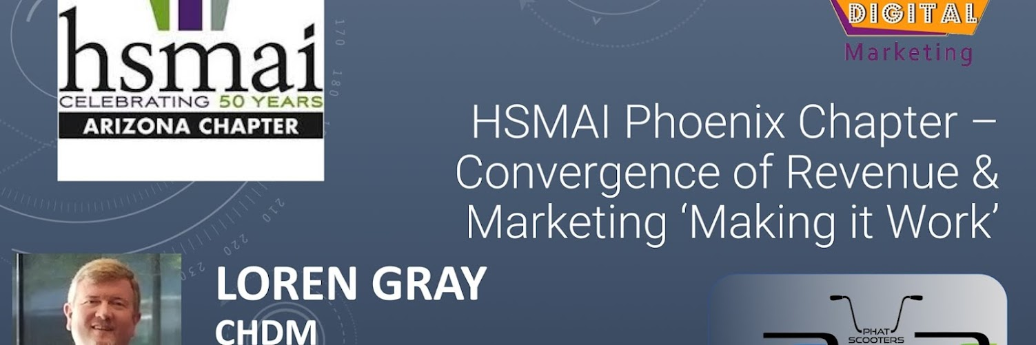 HSMAI Phoenix Chapter Convergence Workshop LIVE