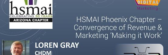 HSMAI Phoenix Chapter Convergence Workshop LIVE