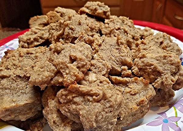 No Guilt-low Carb Peanut Butter Cookies