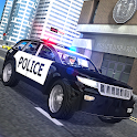 City Police Car Driving icon