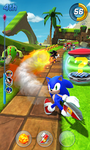 Sonic Forces: Speed Battle 0.0.2 Apk (Unlocked All Characters) MOD 3