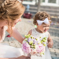 Wedding photographer Natalya Sharova (natasharova). Photo of 02.11.2017