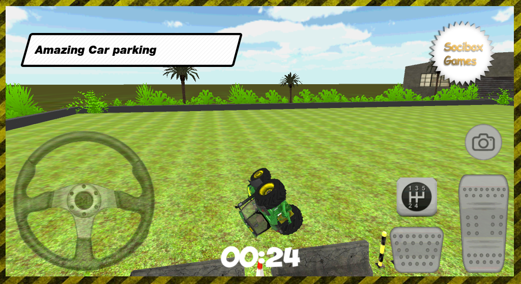 3D-Tractor-Car-Parking 23