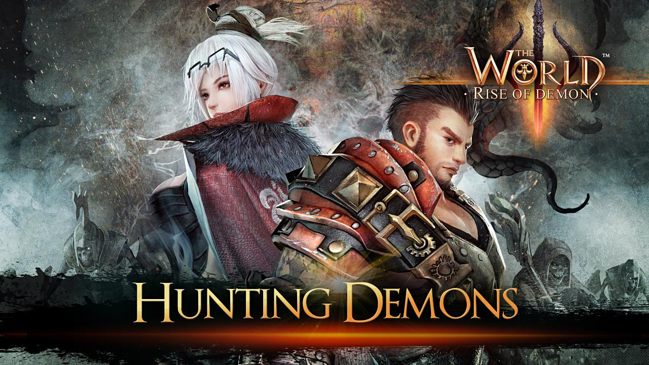 The World 3: Rise of Demon – Capture d'écran