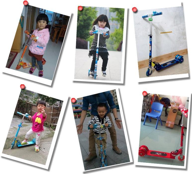 Xe trượt scooter trẻ em XLM-2009A 1