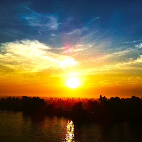 Sunrise by Raja Lazuardi - Instagram & Mobile iPhone