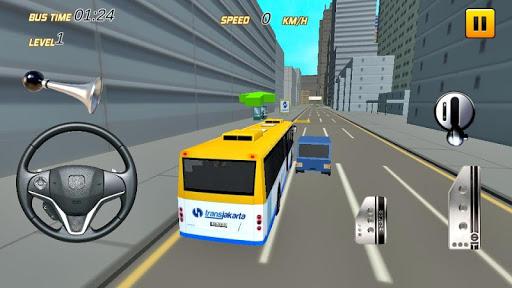 Tijeku Busway 3D screenshot 1