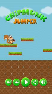 Chipmunk Jumper - náhled
