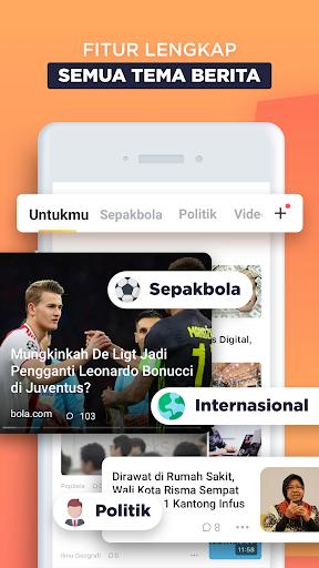 BaBe - Baca Berita 12.4.1.01 screenshots 1