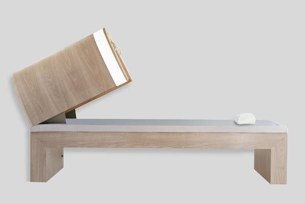 Sauna infrarouge Vital Dome essentiel le modèle basique de sauna japonais individuel