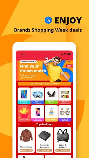 AliExpress - Smarter Shopping, Better Living Apk 2