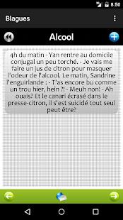 Blagues - French Jokes- screenshot thumbnail