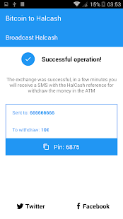 Bitcoin Chip Chap - Euro Cash- screenshot thumbnail
