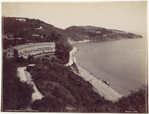 Torquay, Hesketh Crescent and Meadfoot
