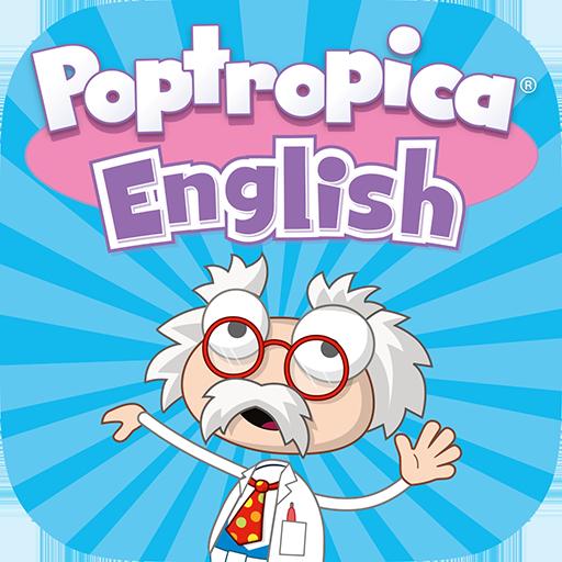 教育のPoptropica ファミリー・リーディング・アプリ LOGO-記事Game