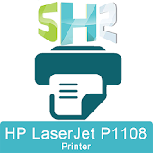 Showhow2 for HP LaserJet P1108
