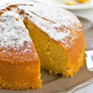 Classic Butter Cake.