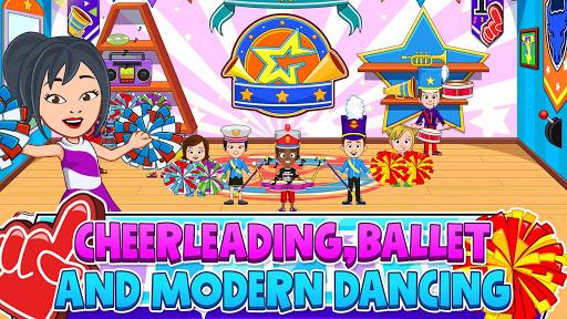 My Town : Dance School. Girls Pretend Dress Up Fun 1.19 screenshots 2