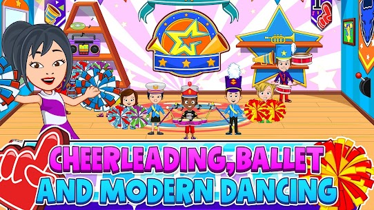 My Town : Dance School MOD (Unlocked) 2