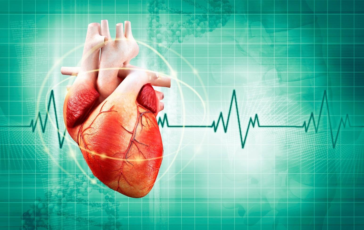 Phần lớn bệnh nhân nhồi máu cơ tim cấp bị rối loạn nhịp tim