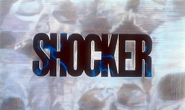 Photo: Shocker 2003  oil on canvas