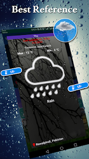 Real Time Weather Forecast Apps - Daily Weather for PC / Windows 7
