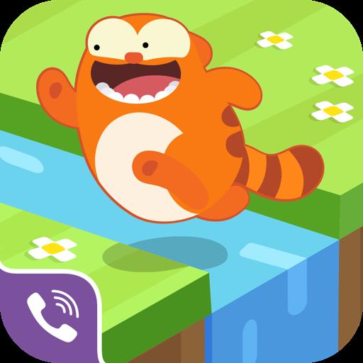 Viber River Jump (game)