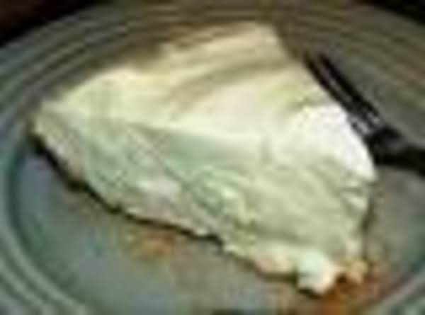 Weight Watcher's Key Lime Pie Recipe