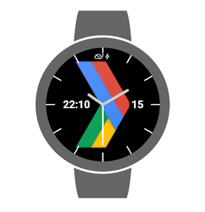 GDG Watch Face- screenshot thumbnail