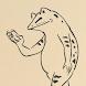 現代鳥獣戯画 歩きスマホの巻 - Androidアプリ