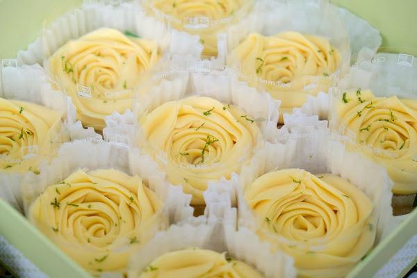 Cream Tea檸檬塔等半年,美得像玫瑰花一樣動人,帶給我一種無法承受的美!台中人氣檸檬塔!