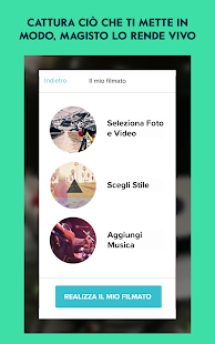 Magisto – Magico Video Editor- miniatura screenshot