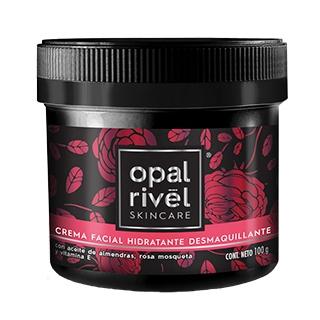crema facial opal rivel skincare 100gr
