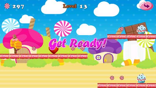 Candy Girl Candy Game screenshot 2