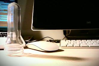 Photo: Botella d 2l antes d ser llenada. Increíble (probando feeds)