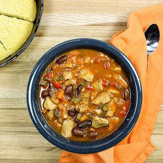 Cajun Bean & Chicken Stew