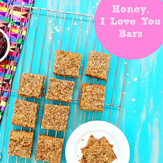 Honey, I Love You Bars