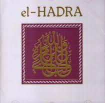 El-Hadra, the Mystik Dance -CD av Klaus Wiese