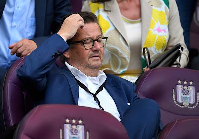 """Gaf Kompany finale duwtje aan Coucke? """"Dan zou Coucke het moeilijk hebben om nog te functioneren bij Anderlecht"""""""